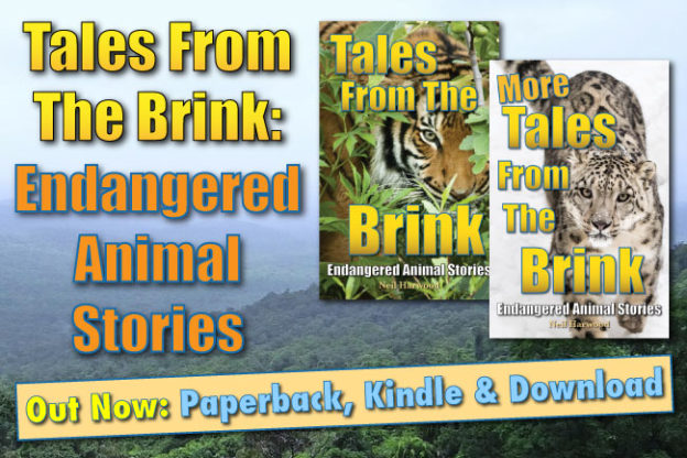 Endangered Animal Stories for kids