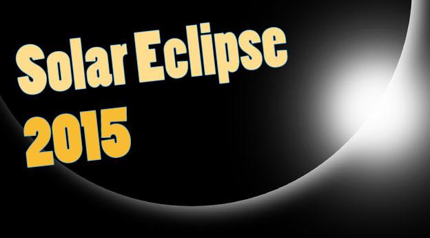 Solar Eclipse March 2015