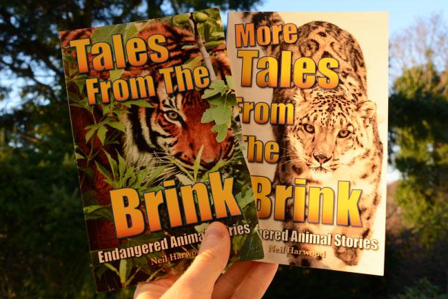 Endangered Animal Stories Book