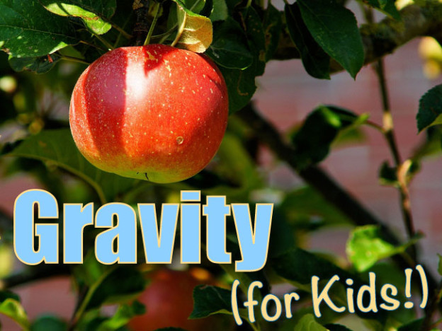Gravity For Kids Fun, Clear Explanation With Pictures & Video