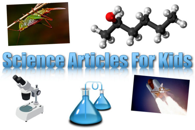 Science Articles For Kids