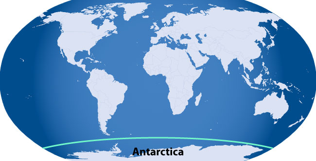 Antarctica Facts For Kids With Pictures Information Video - Where is antarctica on the map
