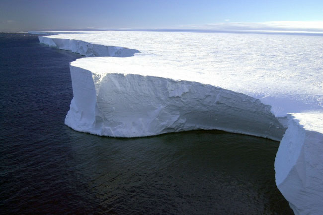 Antartica Ice Shelves