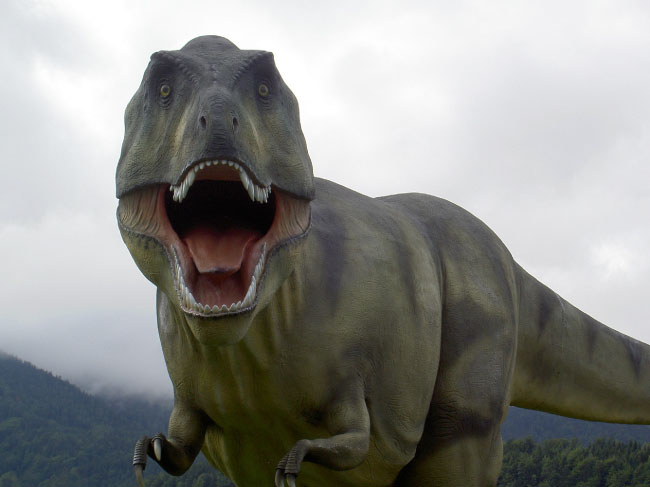 Extinct Animal - T Rex