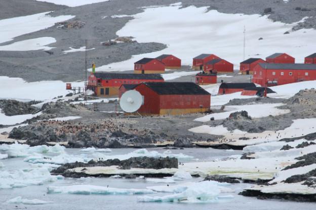 Antarctica Population