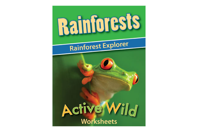 Rainforest Explorer Worksheets