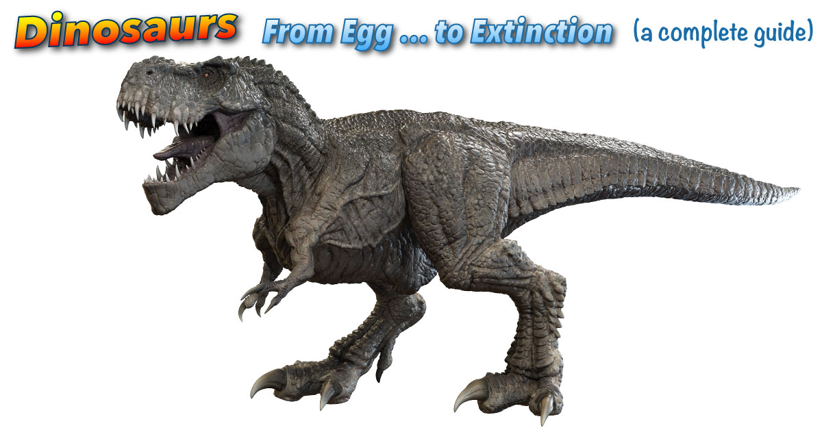 Dinosaur Facts For Kids & Students: Info & Pictures, From