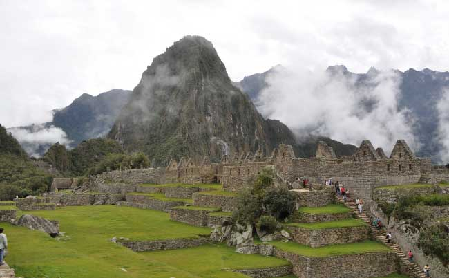 Most amazing places in the world - Machu Picchu
