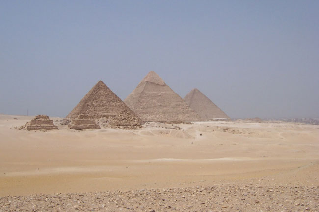 Most Amazing Places in the World: The Pyramids