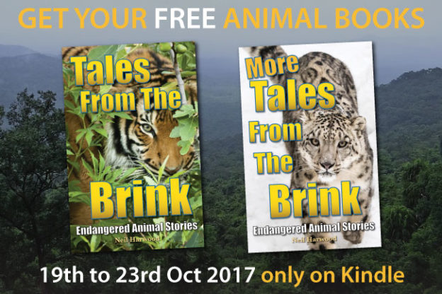 free animal book offer from Active Wild
