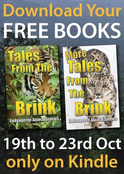 Free Animal Books Offer Sidebar Ad