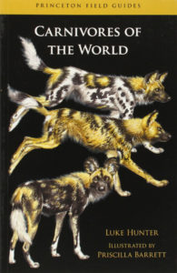 Carnivores of the World book cover