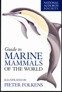 National Audubon Society Guide to Marine Mammals of the World book cover
