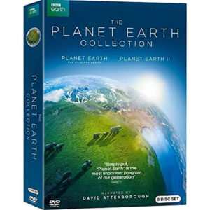 Planet Earth I & II Giftset