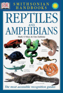 Smithsonian Handbooks: Reptiles and Amphibians book cover