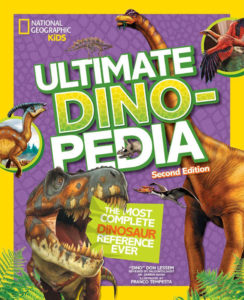 Ultimate-Dinopedia