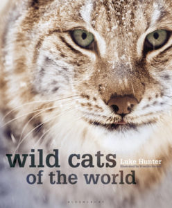 Wild Cats of the World book cover
