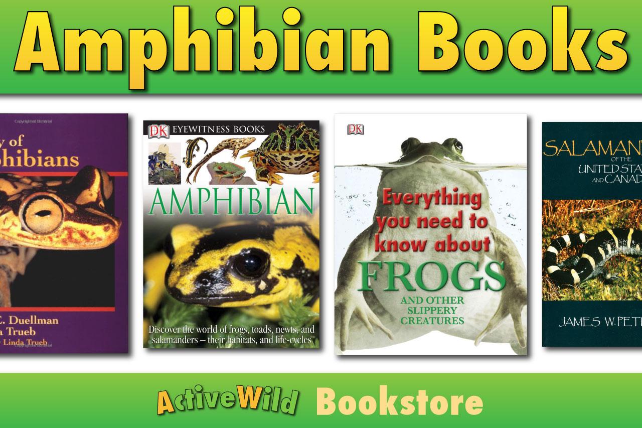 amphibian books