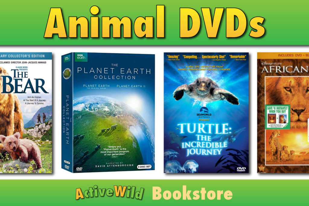 animal dvds