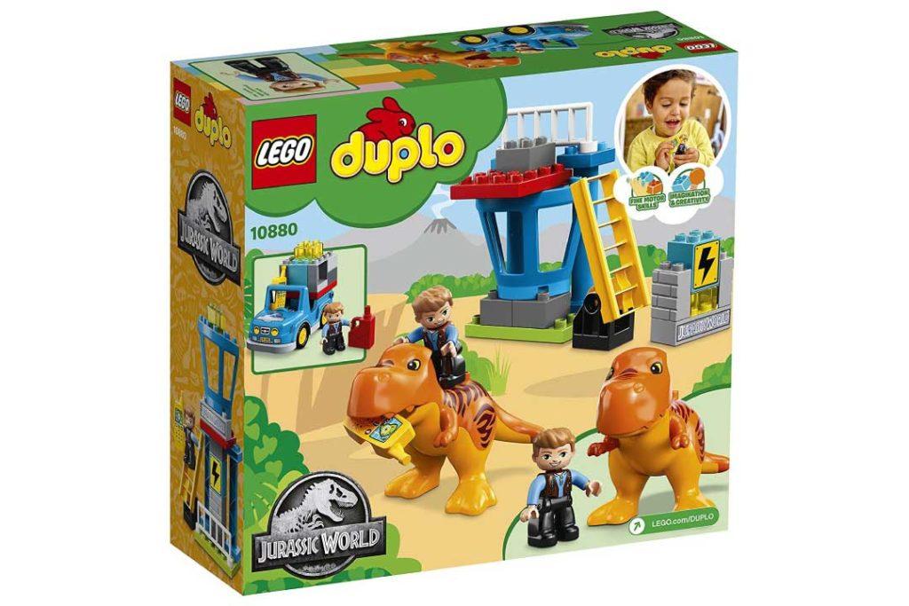 LEGO DUPLO Jurassic World T Rex Tower