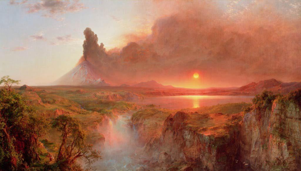 Cretaceous Period Landscape