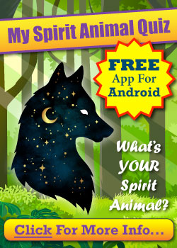 My Spirit Animal Quiz App Ad