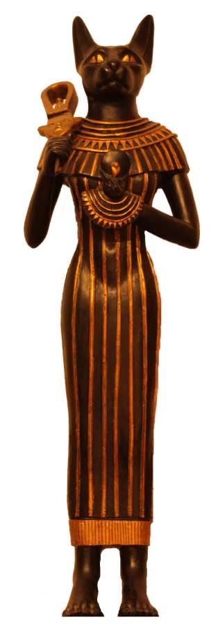 Egyptian Cat Goddess