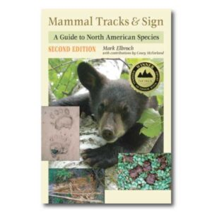 Mammal Tracks And Sign Cover