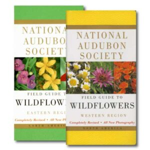 National Audubon Society Field Guide to North American Wildflowers Covers