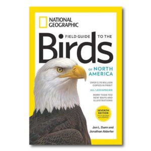 National Geographic Field Guide to the Birds of North America cover