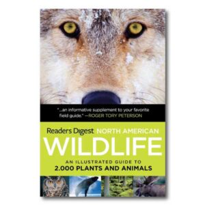 North American Wildlife Book Cover