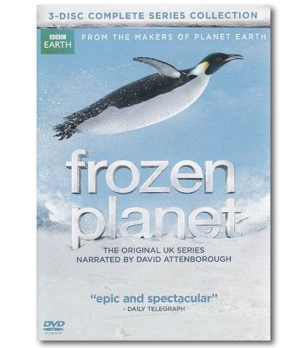 Frozen Planet Documentary