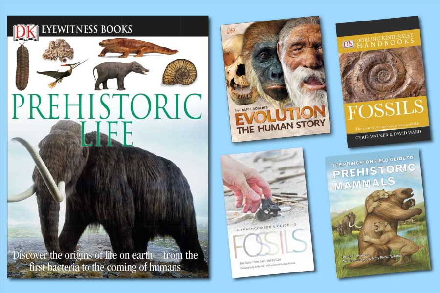 Prehistoric Animals Book List