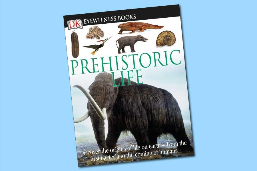 Prehistoric life book