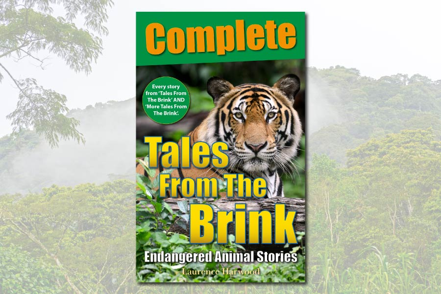 Tales From The Brink Book Endangered Animal Stories