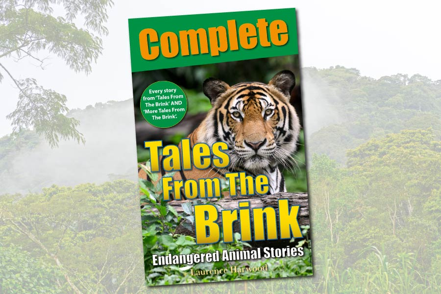 Tales From The Brink Endangered Species Stories Book