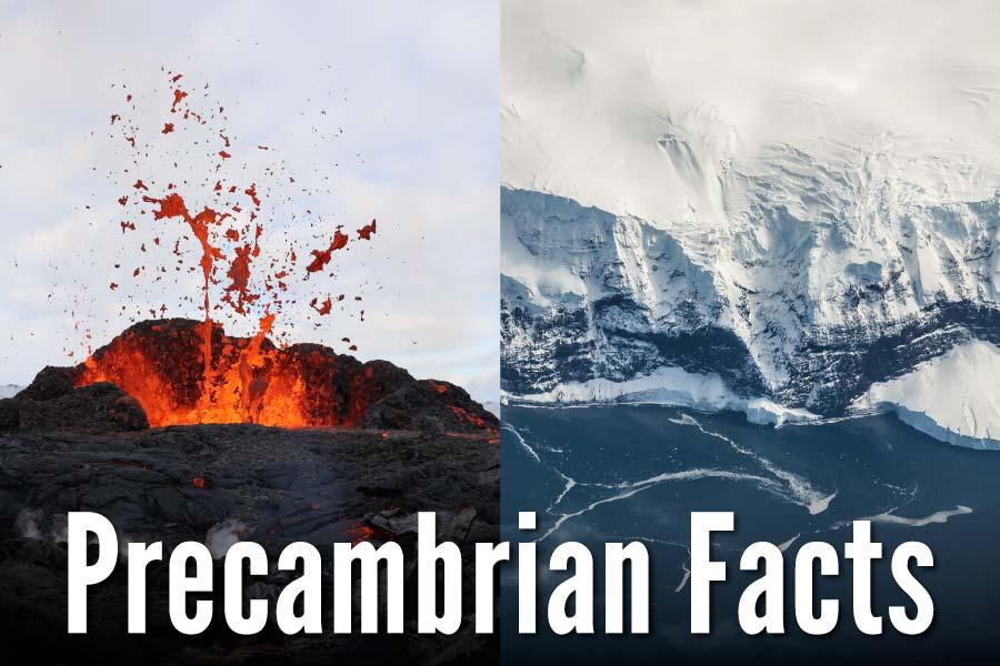 Precambrian Facts