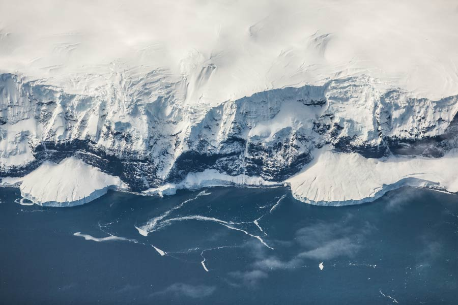 Earth during the Proterozoic Eon may have resembled Antarctica